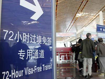 72 hours transit visa will be extended to 144 hours